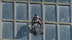 Στα 55 του χρόνια ο «Γάλλος spiderman» σκαρφαλώνει τους πιο ψηλούς ουρανοξύστες του