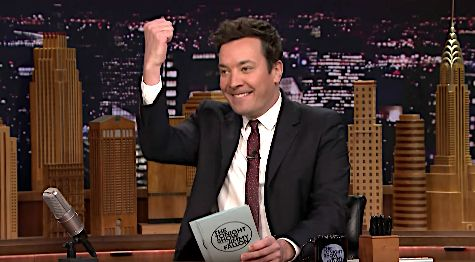 Jimmy Fallon Shares His Viewers' Nuttiest Consuming Tales