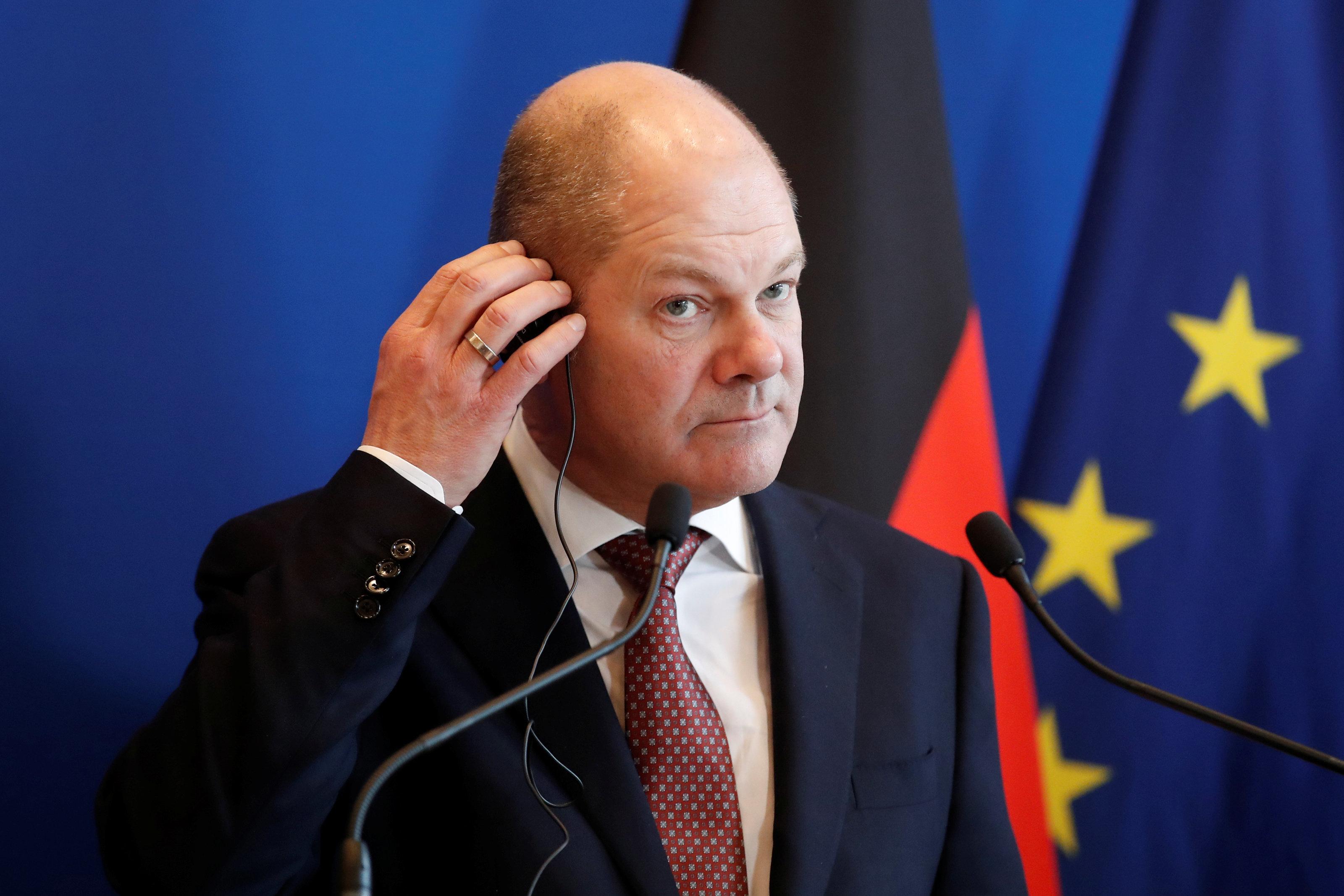 Scholz kündigt neuen Kurs in Europa an: