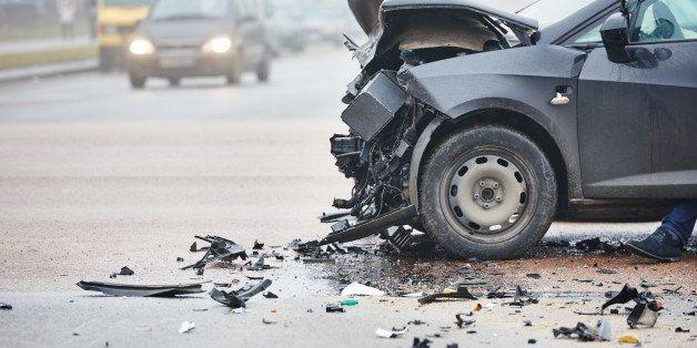 Six morts dans un accident sur l'autoroute
