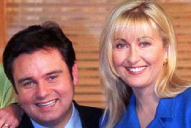 Eamonn Holmes and Fiona Phillips were the winning team on ITV's morning programme GMTV.