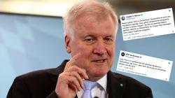 Twitter-User erklären Seehofer, warum Bayern nicht zu Deutschland gehört