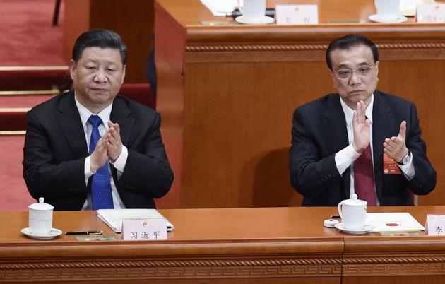 시진핑이 리커창을 총리로