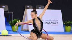 Χρυσό η Δερβίση, ασημένιο το ανσάμπλ στο 4ο διεθνές τουρνουά ρυθμικής γυμναστικής «Aphrodite