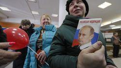 Les Russes aux urnes, triomphe prévisible de
