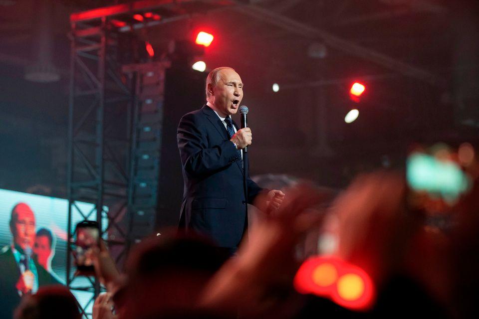 Putin: Nur ein Drittel der Russen mag