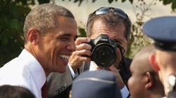 Pete Souza: Ο Obama δεν πήρε ποτέ τον εαυτό του πολύ