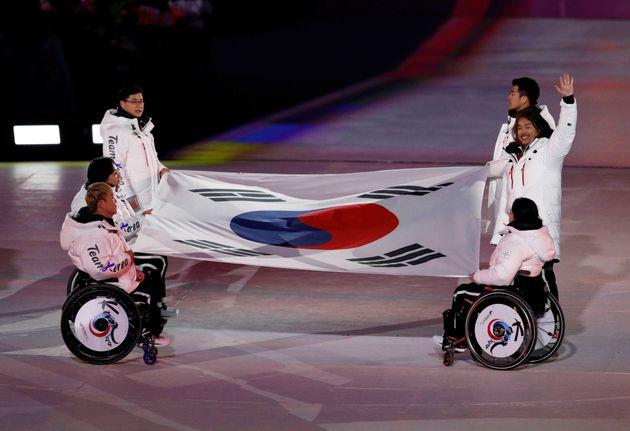 평창 동계패럴림픽이 막을 내렸다
