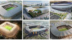 Découvrez les 14 stades prévus pour la candidature du Maroc au Mondial 2026 (PHOTOS)