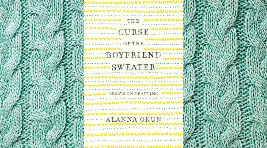 A new essay collection centered around knitting, embroidery and crochet shows the importance of small actions and the items&n