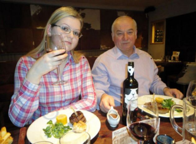 Sergei Skripal and his daughter Yuliacollapsed after being exposed to a deadly nerve