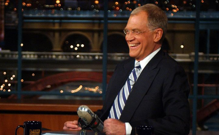 """We may be running out of things to bomb in Baghdad,"" David Letterman joked in 2003. ""Earlier today, a cruise missile destroy"