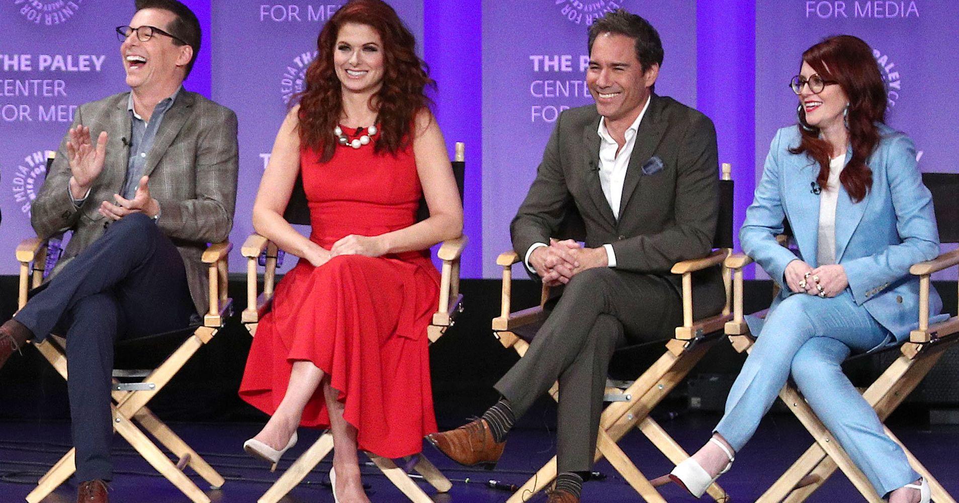 NBC Renews 'Will & Grace' Revival For A Third Season