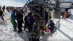 조지아 스키장에서 최악의 사고가