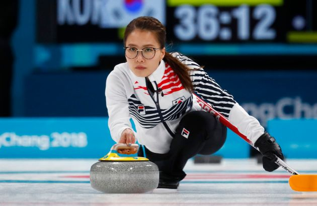 여자컬링 '팀 킴'의 연승행진은 세계선수권에서도