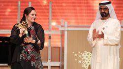 Global Teacher Prize: Η Ελληνοκύπρια Άντρια Ζαφειράκου βραβεύτηκε ως η καλύτερη δασκάλα στον