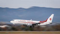 Air Algérie: une ligne Oran-Montpelier à partir du 25
