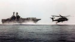 Κατέπλευσε στη Λεμεσό το πλοίο αμφίβιας επίθεσης «Iwo Jima» του 6ου στόλου των