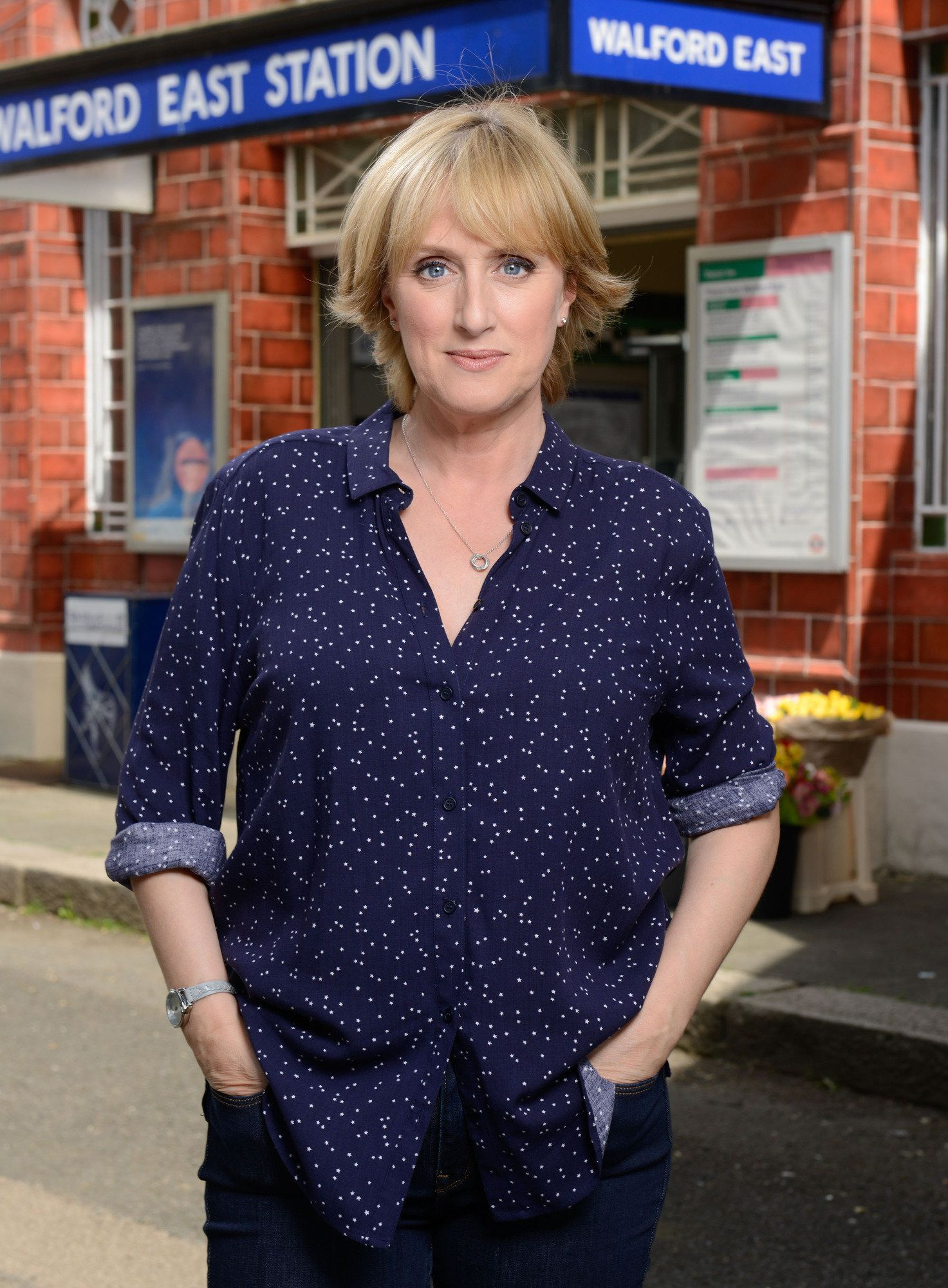 'EastEnders' Exit For Michelle Fowler Just One Year After Her Big Return