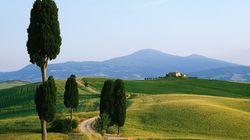 Wie ich für mich die südliche Toskana