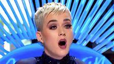 Katy Perry Disses Taylor Swift On 'American Idol' Because Feuds Die Hard