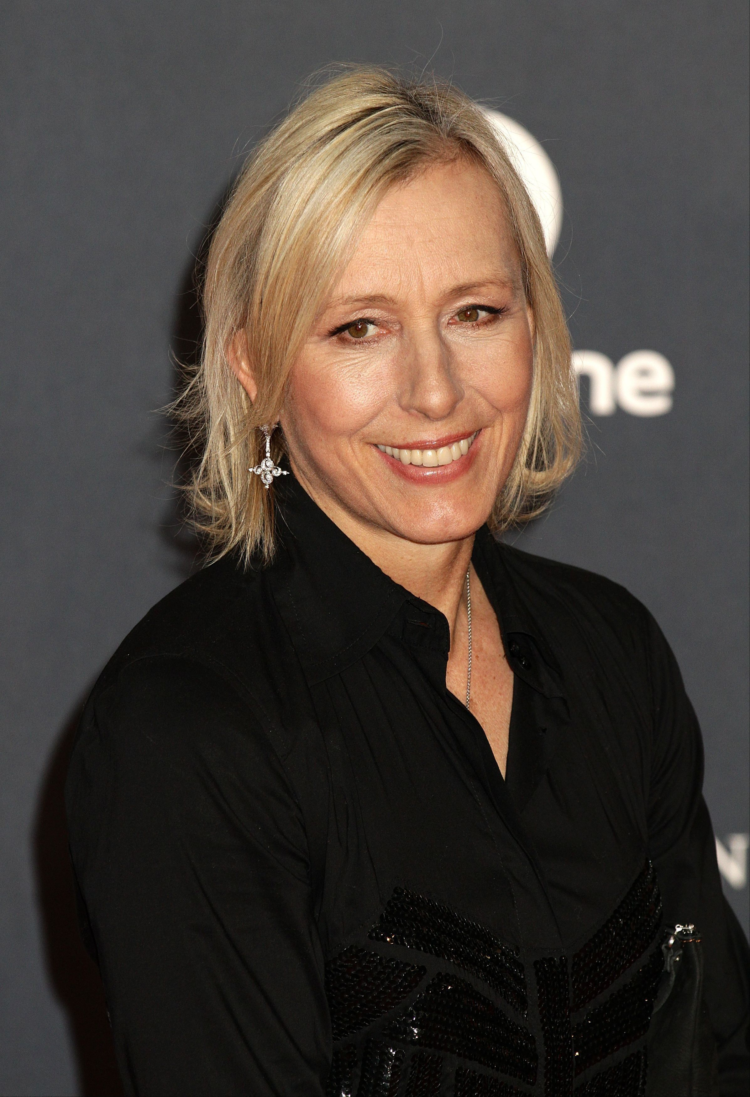 Martina Navratilova Claims She Was Paid 10x Less Than John McEnroe For BBC's Wimbledon