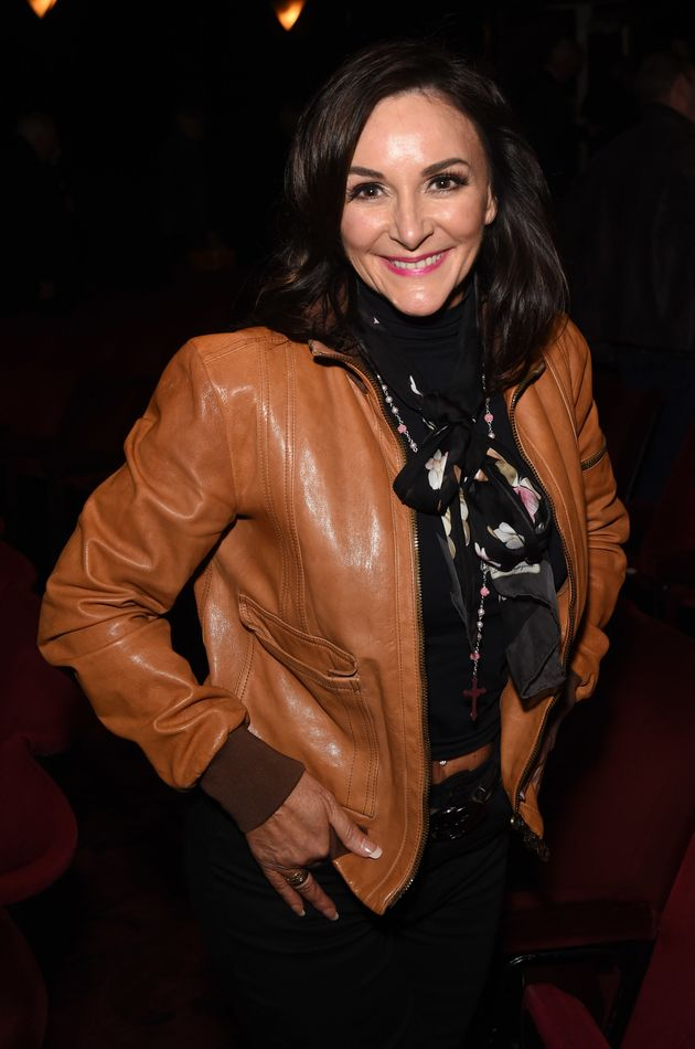 Shirley Ballas has revealed she suffered with