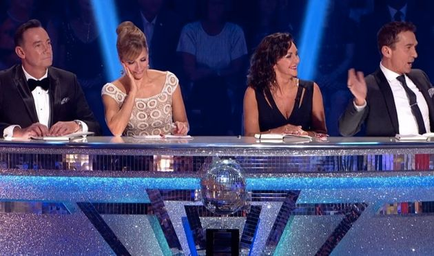 Shirley joined 'Strictly Come Dancing' as head judge last