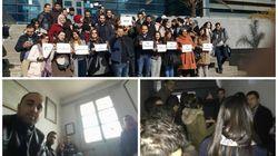 Boycott des examens du DEMS, des médecins résidents embarqués par les forces de
