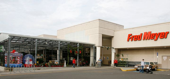Fred Meyer, owned by Kroger, will quit selling guns and ammunition.
