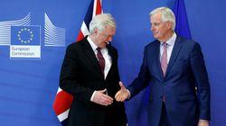 Mπαρνιέ για Brexit: Έχουμε συμφωνία για τη μεταβατική