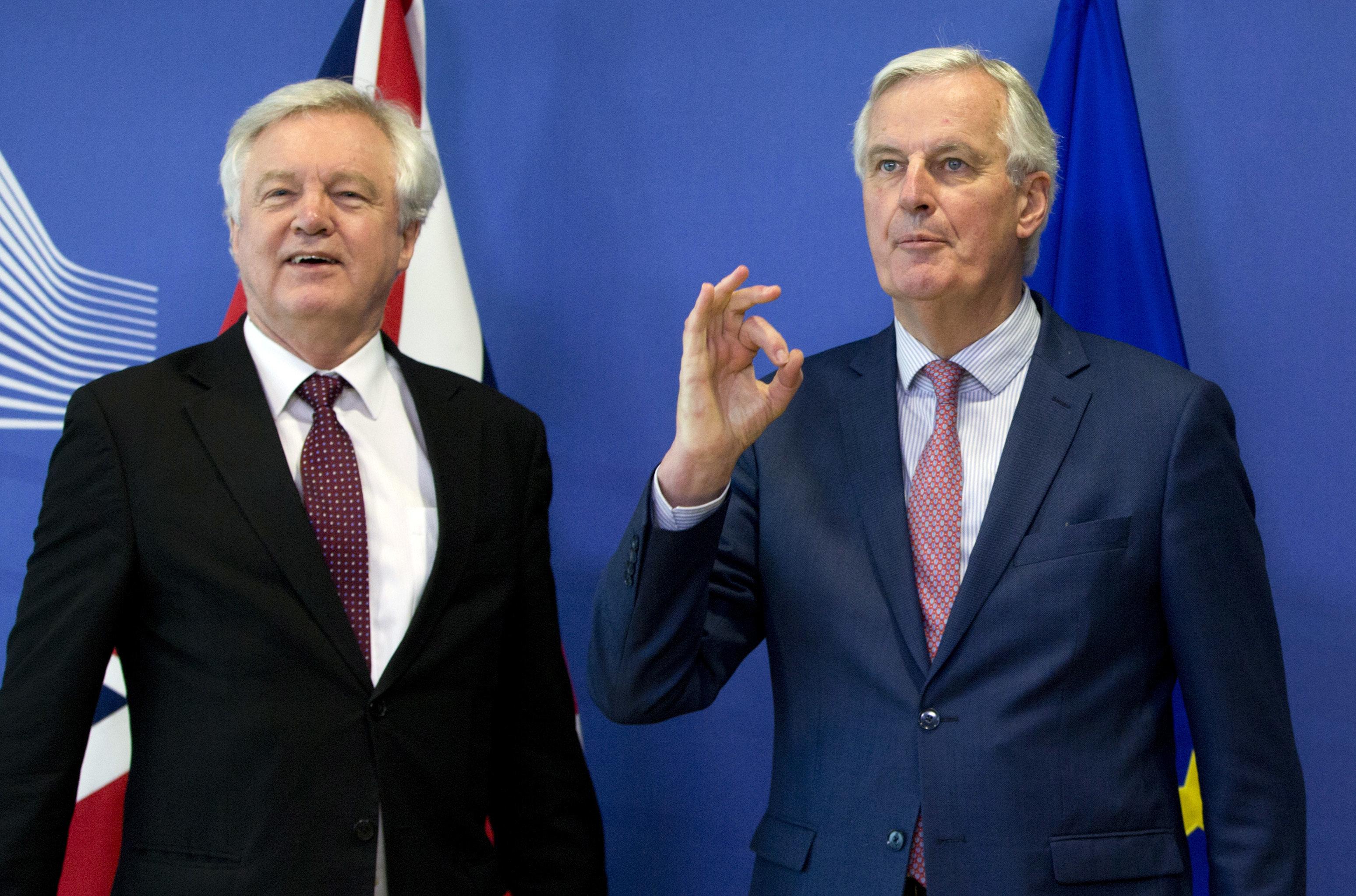 EU und Großbritannien einigen sich auf Übergangsfrist nach Brexit