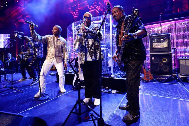 A plus de 50 ans, Kool and the Gang continue à faire danser le