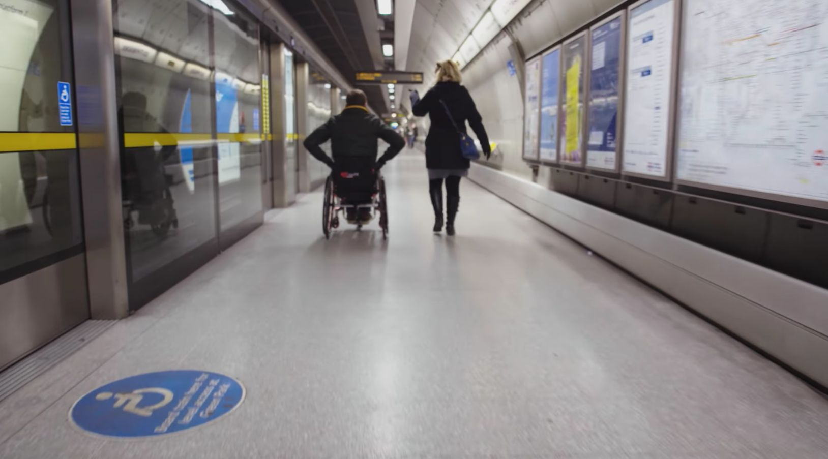 Google Maps Now Helps Wheelchair Users Navigate Around
