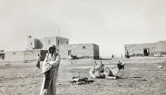 «Ξεχειλίζουν από ποίηση και ιστορία»: Μαγικές φωτογραφίες από την Αίγυπτο του 1929 παρουσιάζονται στο Μουσείο