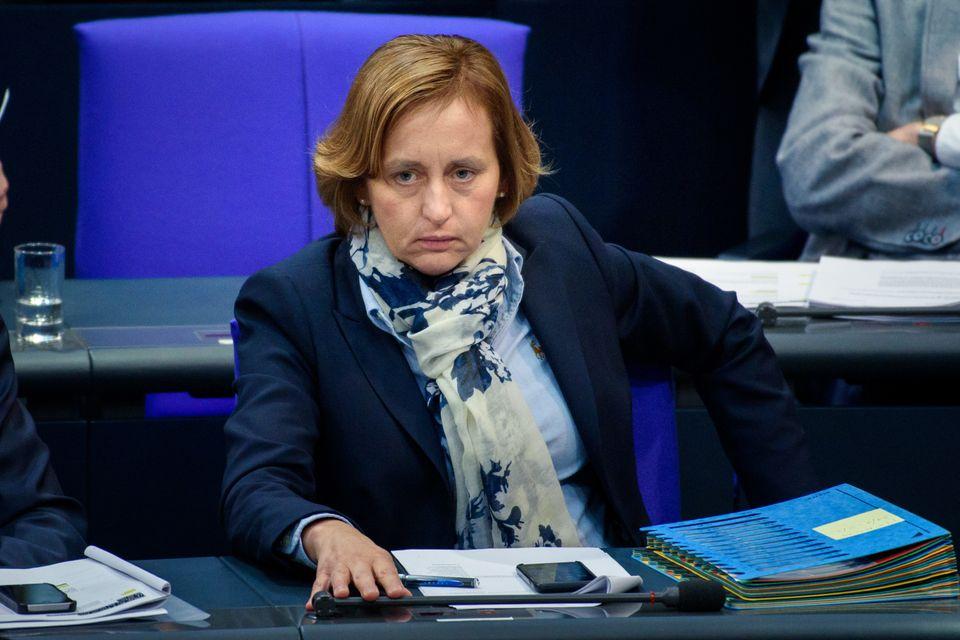 AfD-Fraktionsvize Beatrix von