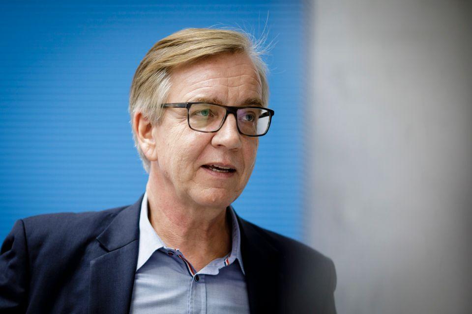 Linken-Fraktionschef Dietmar