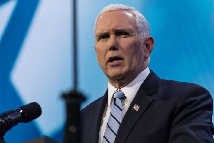 Vice President Mike Pence's longtime opposition to LGBTQ rights did not go unnoticed during his weekend stop in Savannah, Geo