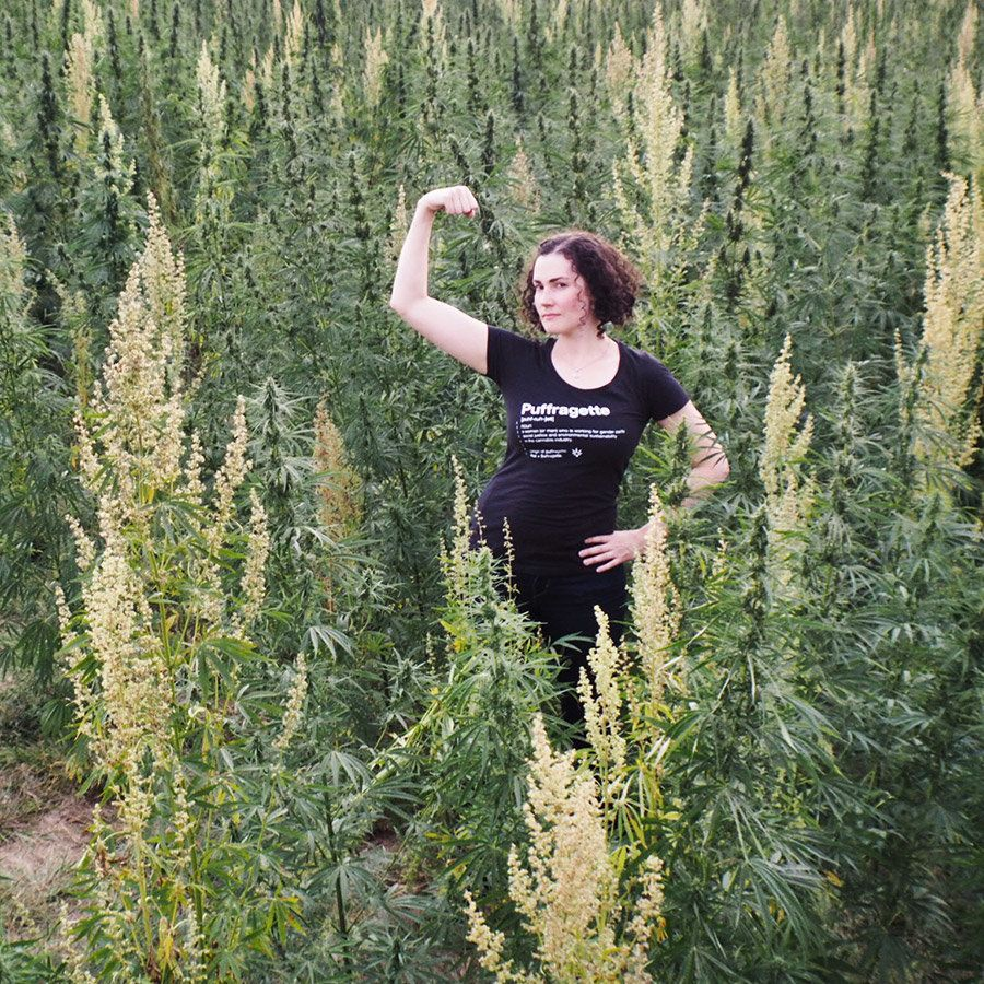 Why A Girl Who'd By no means Smoked Weed Needs To Launch A 'Puffragette' Motion