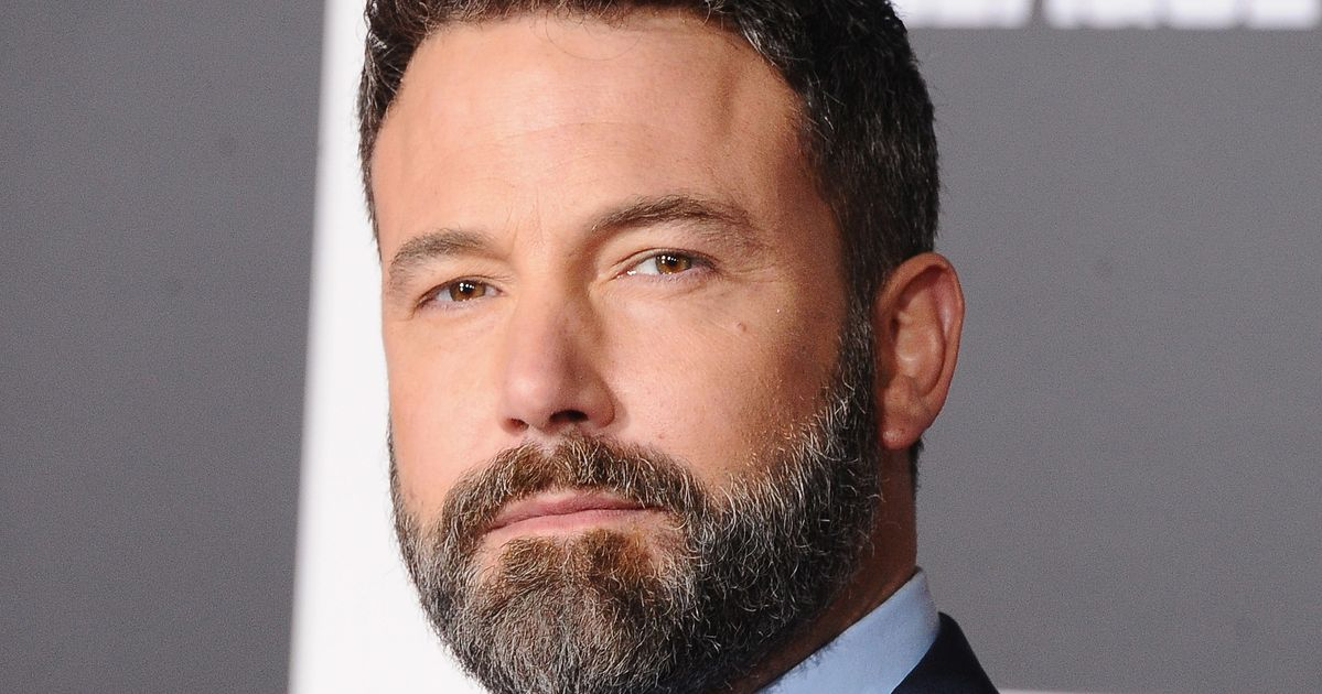 Turns Out Ben Affleck's Massive Back Tattoo Is Indeed Real ...