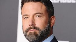 Turns Out Ben Affleck's Massive Back Tattoo Is Indeed