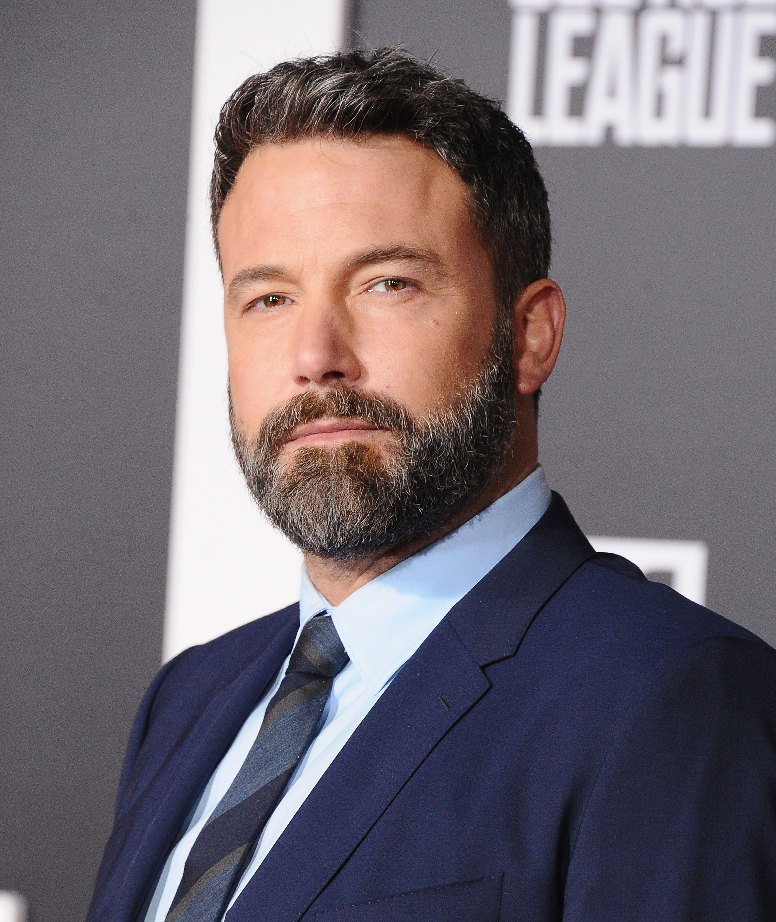 HOLLYWOOD, CA - NOVEMBER 13:  Actor Ben Affleck attends the Los Angeles Premiere of Warner Bros. Pictures' 'Justice League' at Dolby Theatre on November 13, 2017 in Hollywood, California.  (Photo by Jon Kopaloff/FilmMagic)