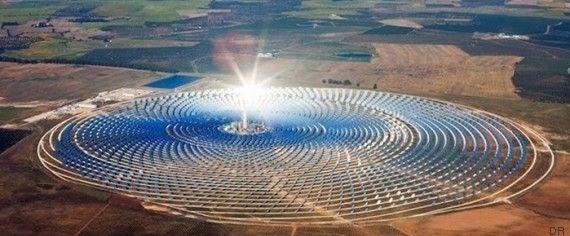 Le Solaire en Afrique: L'électricité pour