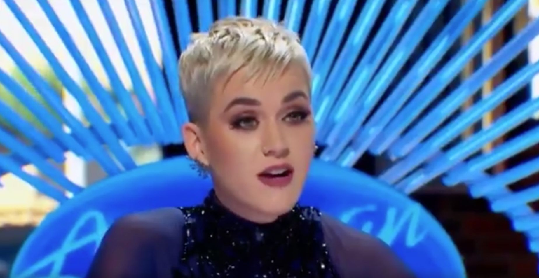 Katy Perry Can't Resist Throwing Shade When Taylor Swift Is Mentioned On 'American Idol'