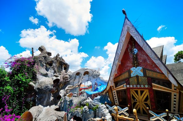 """Known as the """"Crazy House,"""" <a href=""""http://www.crazyhouse.vn/"""" target=""""_blank"""">Hang Nga Guesthouse</a> is a unique hotel in"""
