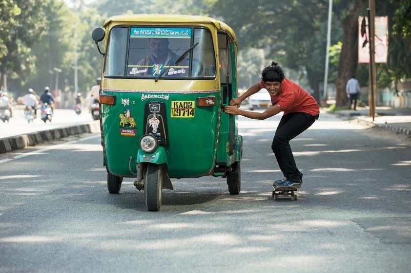 India's First Female Pro Skateboarder Is Encouraging Girls To Shatter Stereotypes
