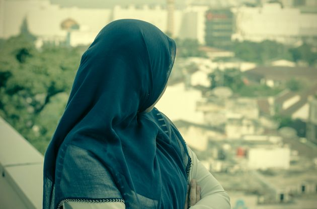 For religious reasons, some Muslim womendo not remove their hijabs in front of men who are not...