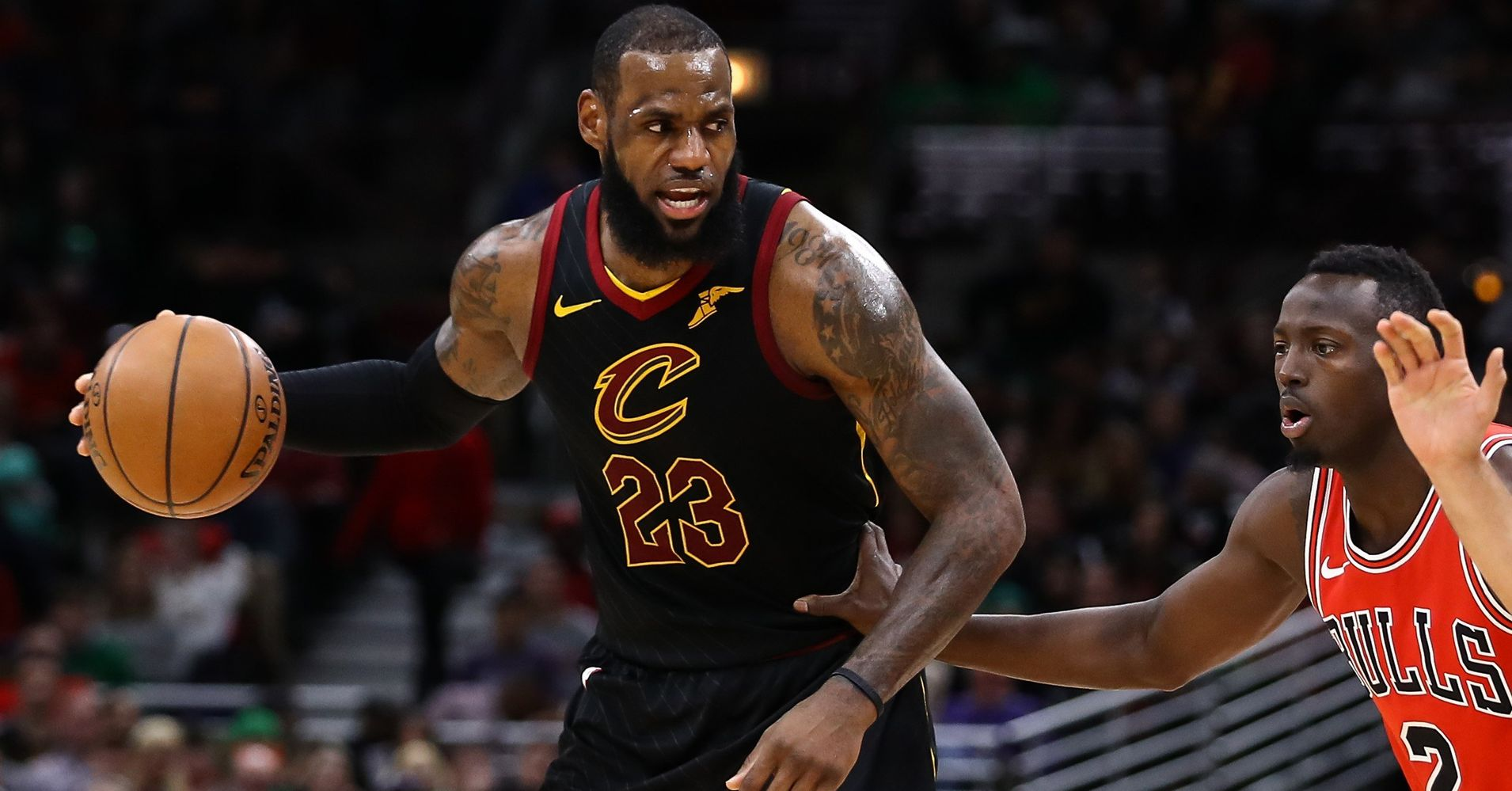 LeBron James Once Gained 7 Pounds In A Single NBA Playoff Game