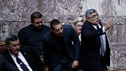 Βουλή: Ομόφωνη απόφαση για μομφή σε Μιχαλολιάκο, Κασιδιάρη, Ηλιόπουλο. Κόβεται το 25% της βουλευτικής τους
