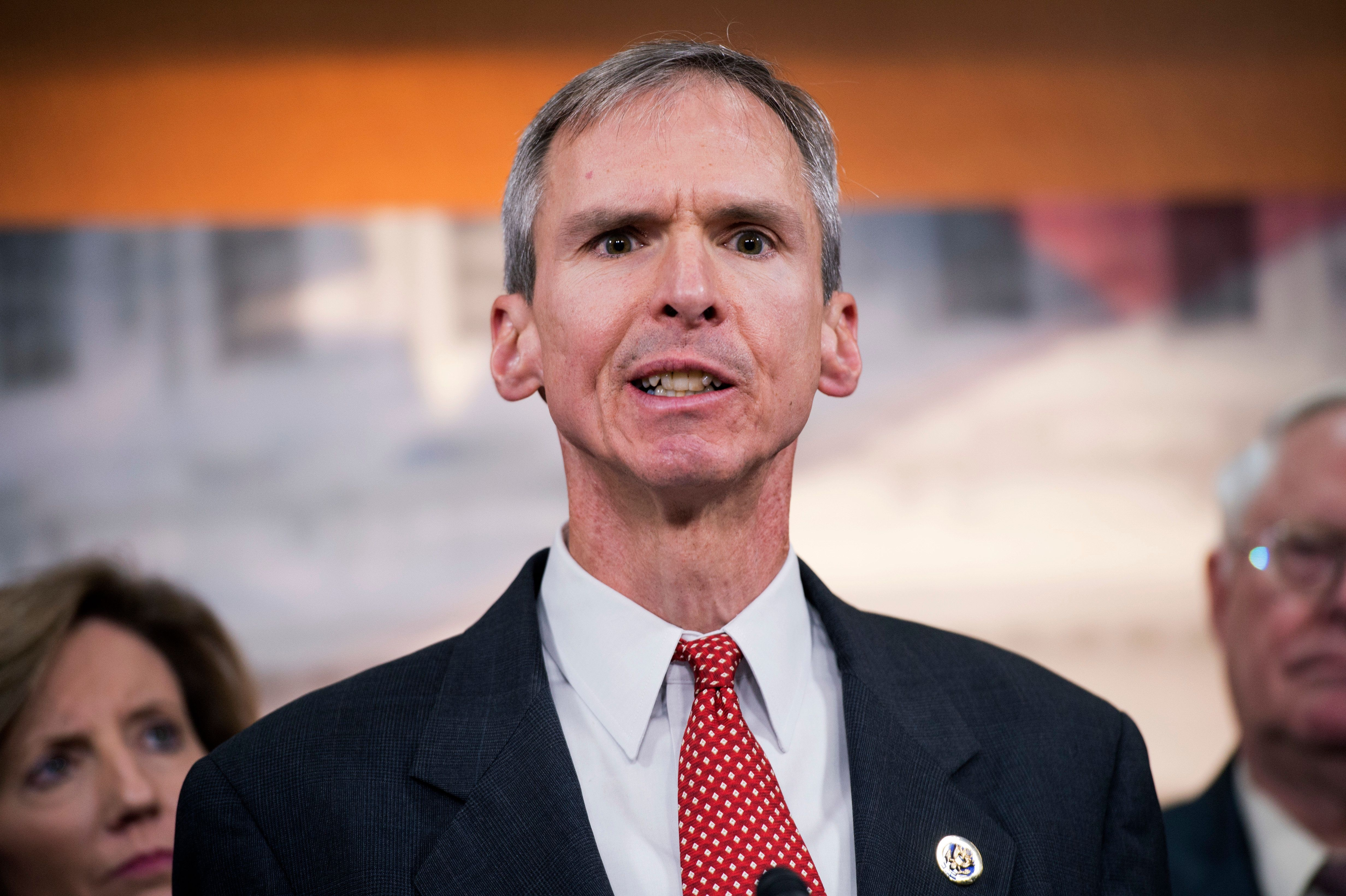 Rep. Dan Lipinski (D-Ill.) is facing a challenge from businesswoman Marie Newman in the Democratic primary.